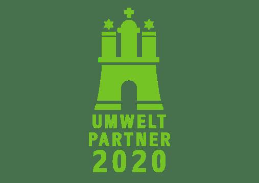 Logo Umweltpartnerschaft 2020