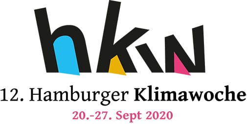 Hamburger Klimawoche Logo